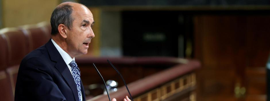 El diputado de Vox Francisco José Contreras.