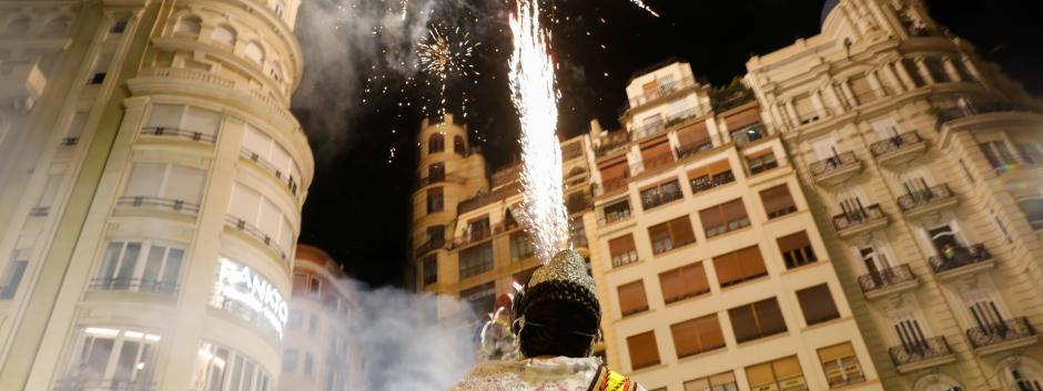 Las fiestas populares son parte del pueblo español y se celebran hasta en pueblos minúsculos