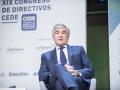 Francisco Reynés es presidente de Naturgy, propietario del gasoducto de Medgaz