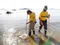 El Mar Menor constituye una de las zonas más afectadas de la Península por la contaminación del agua
