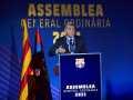 """Joan Laporta asegura que el Barça """"de las peores cuentas de la historia"""" seguirá siendo de los socios"""
