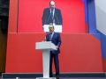 Ministro de exteriores ruso Sergei Lavrov