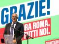 Roberto Gualtieri, vencedor en las elecciones municipales de Roma
