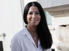 Carla Toscano, durante su entrevista en El Congreso para El Debate.