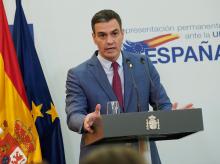 El presidente del Gobierno, Pedro Sánchez, es el responsable del aumento de la deuda per cápita