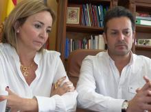 Carolina Vives y Ximo Coll