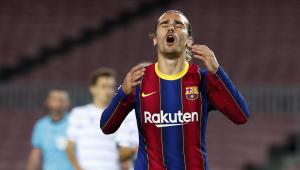 Griezmann vuelve al Atlético de Madrid desde el Barça