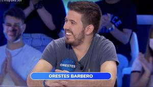 El concursante de 'Pasapalabra' Orestes