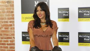 Raquel del Rosario tiene dos hijos junto a su pareja Pedro Castro