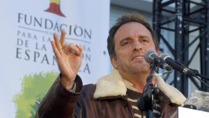 Daniel Portero, presidente de la asociación Dignidad y Justicia