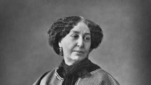 La escritora Aurore Dupin (George Sand)