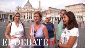 El Vaticano vuelve a llenarse de peregrinos