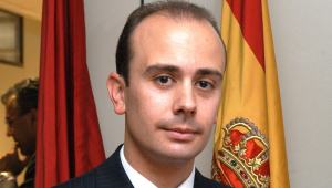 José María Rotellar es profesor de la universidad Francisco de Vitoria