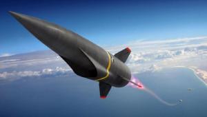 Imagen de un misil lanzado por Estados Unidos