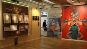 Exposición de Blake y Mortimer en Bruselas