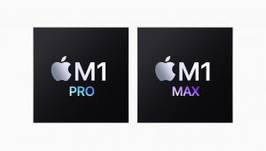 Los nuevos chips M1 Pro y M1 Max