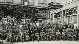 La comisión militar española que viajó a Alemania en 1939