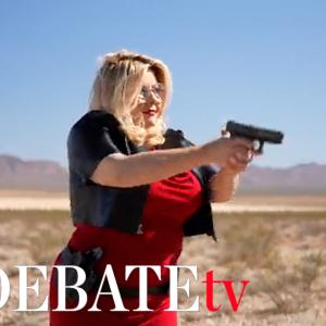 Michele Fiore, la candidata a gobernadora de Nevada que se presenta pistola en mano