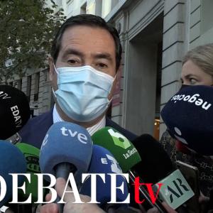 Garamendi: «El Gobierno es uno y no tres»