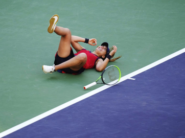 Paula Badosa cumple un sueño al ganar la final de Indian Wells