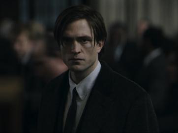 Robert Pattinson es el protagonista de The Batman