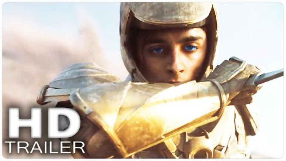 Trailer en español de Dune
