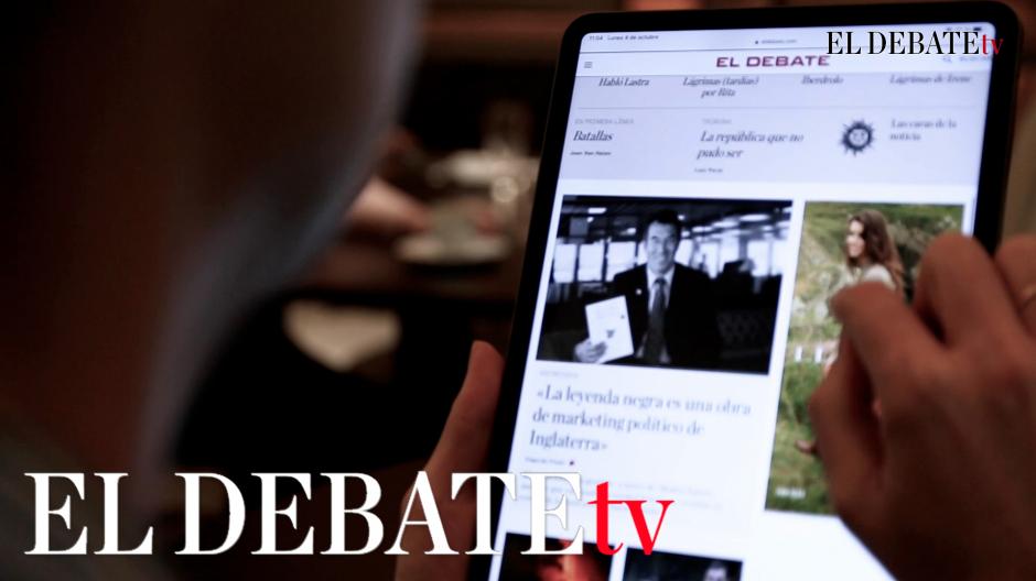 Relanzamiento de El Debate