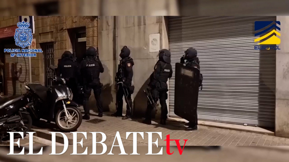 Detenidos cinco presuntos yihadistas que intentaron comprar un kalashnikov