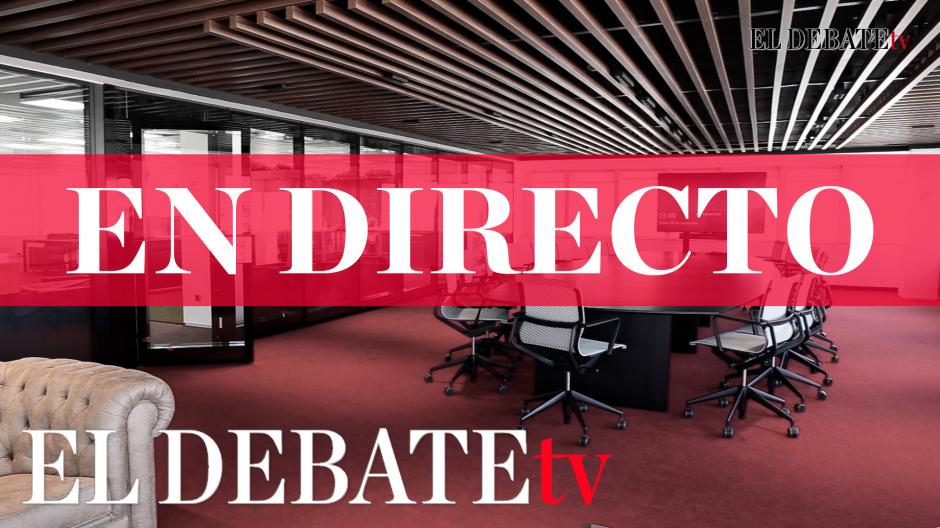 Sigue en vídeo el relanzamiento de El Debate