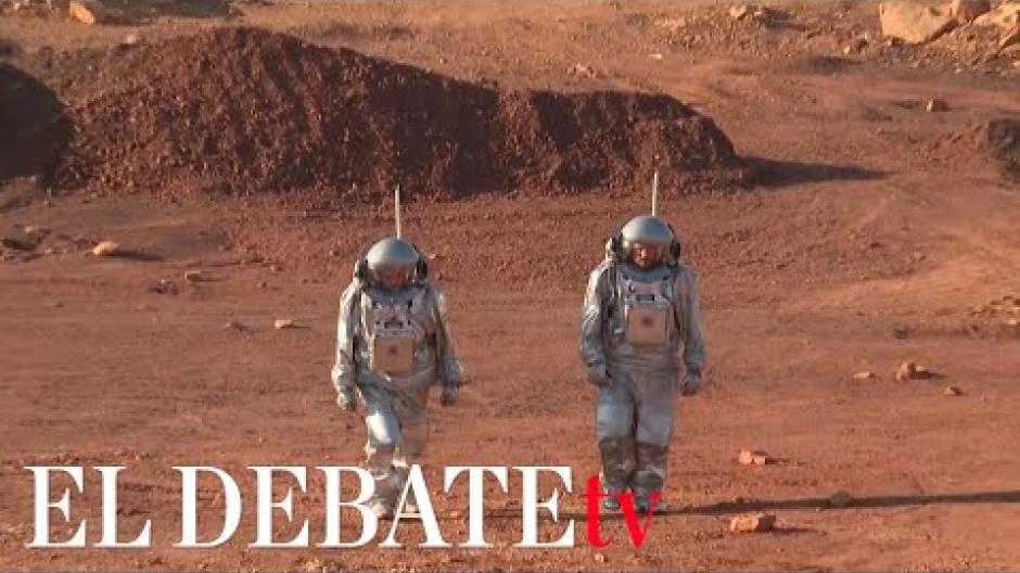 Un grupo de astronautas simulan en el país hebreo las condiciones de vida del planeta rojo como ensayo de la misión tripulada que la NASA prepara para 2030