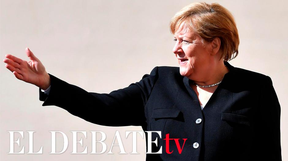 El Rey entrega el Premio Carlos V a Angela Merkel