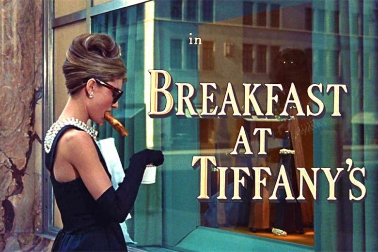 Cartel de la película Desayuno con diamantes