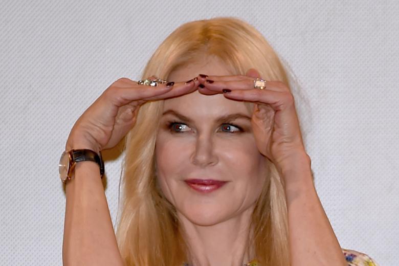 "Actress Nicole Kidman attends her ""Masterclass"" at 65th Taormina Film Fest. 01/07/2019"