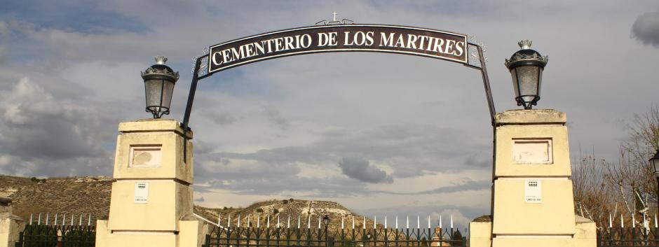 Cementerio de los mártires