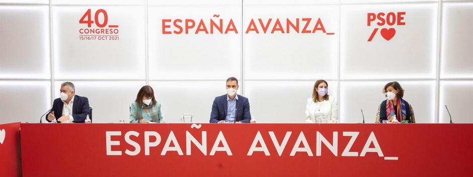 Comisión Ejecutiva Federal del PSOE