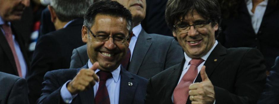 El once desastroso de la era Bartomeu como presidente del Barça