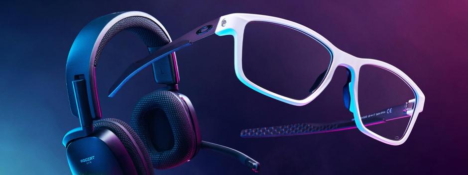 La edición limitada Oakley X Roccat Metalink ofrece una montura compatible con auriculares Oakley