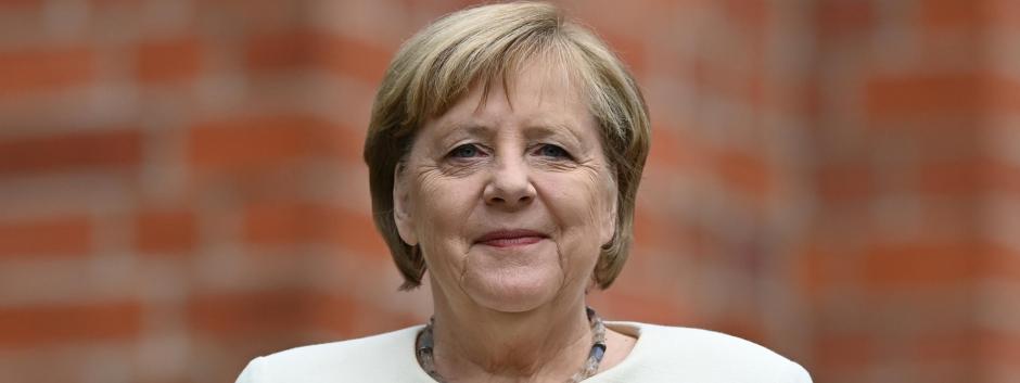 Angela Merkel, canciller de la República Federal de Alemania.