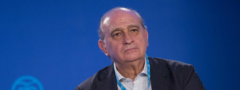 El ex ministro del Interior Jorge Fernández Díaz, en una imagen de archivo