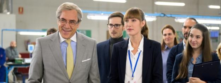 El Buen Patrón es la representante del cine español para el Oscar a la mejor película internacional