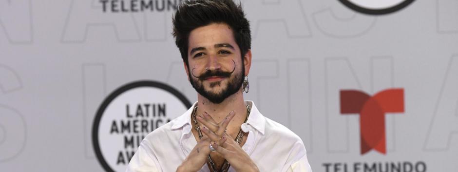 Camilo en Latin American Music Awards