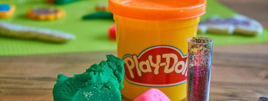 Juguete de plastilina Play-doh
