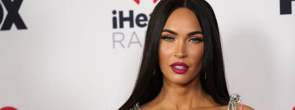 Actress Megan Fox attending the iHeartRadio Music Awards on Thursday, May 27, 2021, in Los Angeles.