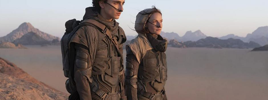 Fotograma de la película de Denis Villeneuve, Dune