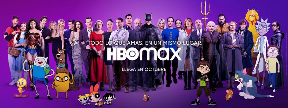 HBO Max llegará a España en octubre