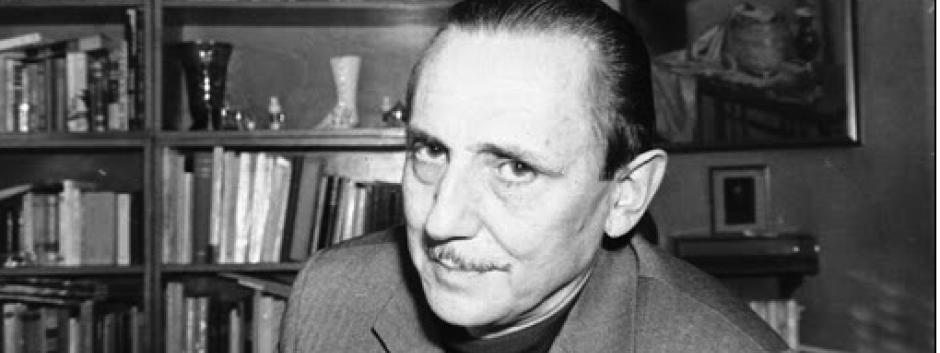 El dramaturgo Antonio Buero Vallejo.