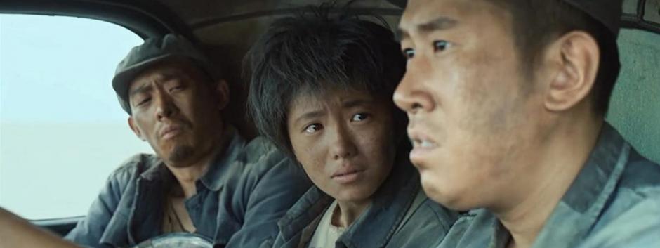 Fotograma del último film de Zhang Yimou