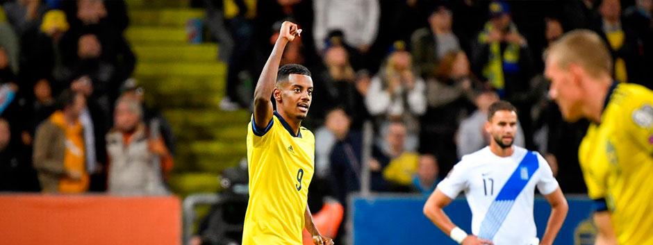 Suecia quita el liderato de grupo a España para el Mundial de Catar 2022