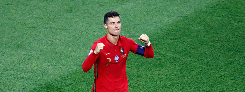 Cristiano Ronaldo mantiene su duelo con Messi de cara al Mundial de Catar 2022