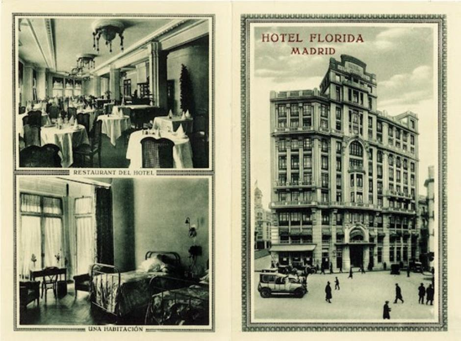 Instalaciones Hotel Florida Madrid